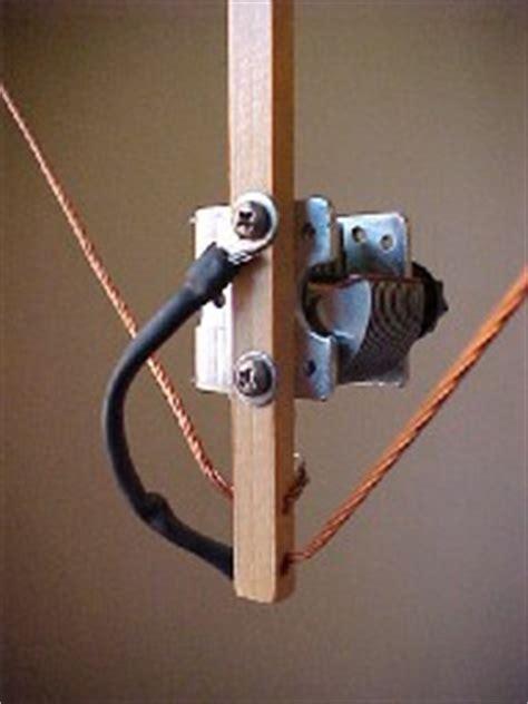 capacitor connected to antenna shortwave antennas loop i1wqrlinkradio