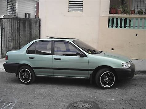 91 Toyota Tercel Petaldo 1991 Toyota Tercel Specs Photos Modification