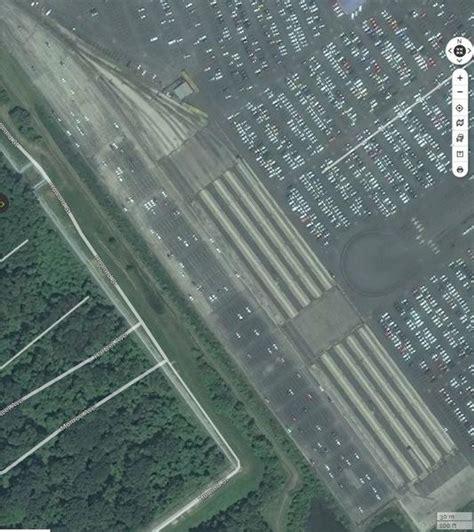 rail yard maps satellite photos for layout design
