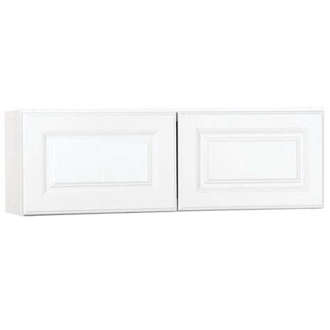 assembled 30x12x12 in wall bridge kitchen cabinet in hton bay hton assembled 30x12x12 in wall bridge