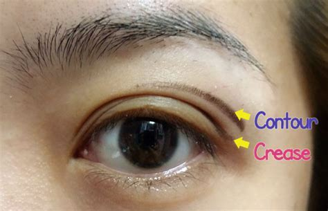 Crease and Contour Eyeshadow: Asian Eyes VS Caucasian Eyes