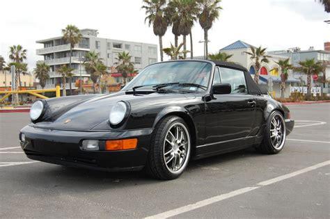 FS: 1990 Porsche C2 (964) Cabriolet   Pelican Parts