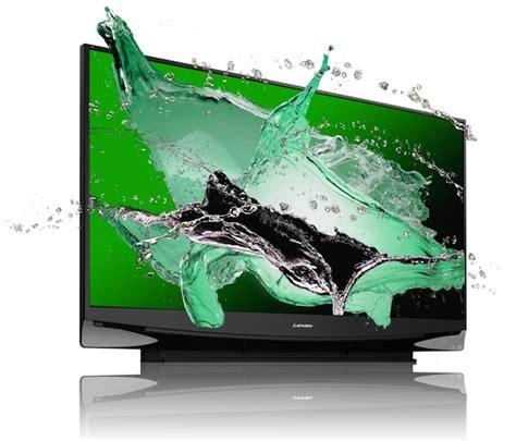 Mitsubishi Wd 60738 60 Inch 1080p 3d Dlp Hdtv Review Mitsubishi Unveils 3d Dlp Home Cinema Hdtvs 171 Hugh S News