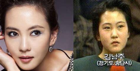 korean actress that did plastic surgery korean plastic surgery the secret of korean celebrities