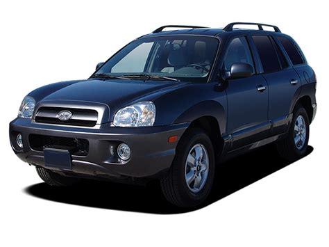 Santa Fe Hyundai 2005 by 2005 Hyundai Santa Fe Reviews And Rating Motor Trend