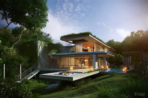 c house c house view 01 by biz kong on deviantart