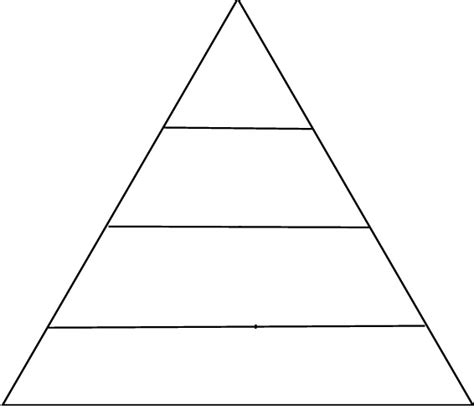 Blank Food Pyramid Template by Pin Empty Food Pyramid On