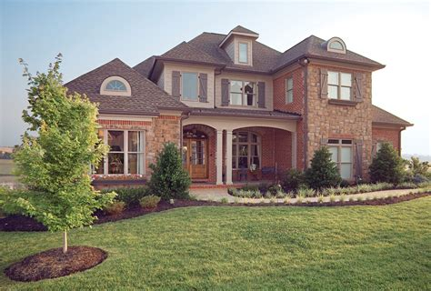 traditional style house plan 5 beds 4 5 baths 3482 sq ft plan 927 11