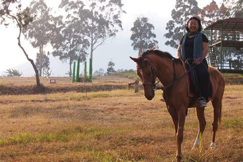 Sho Kuda Bandung ajak buah hati berkuda di bandung ini rekomendasi