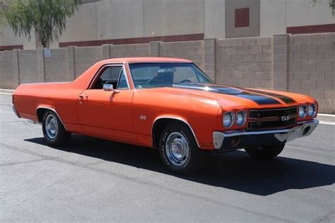 el camino orange seller of classic cars archives oct 21 2015