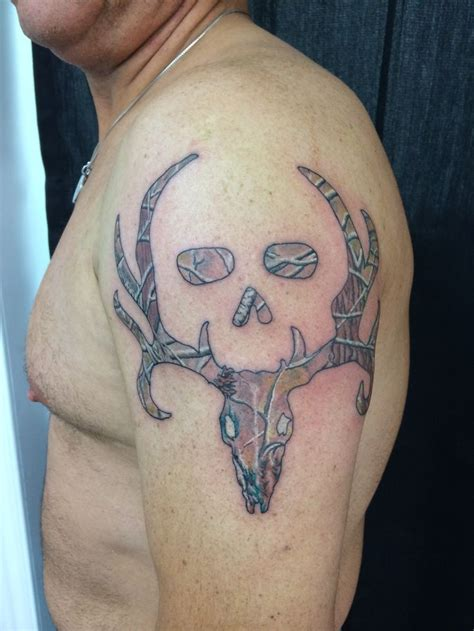 bone collector tattoos bone collector bone