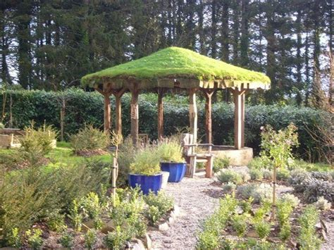 play house for backyard green roof 85 best images about gazebos on gardens green