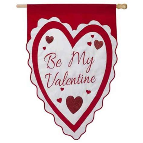 valentines flag s house flag valentines day house flags