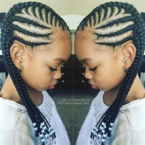 Hairstyles For Black Children With Hair by 17 Best Ideas About Black Hairstyles On
