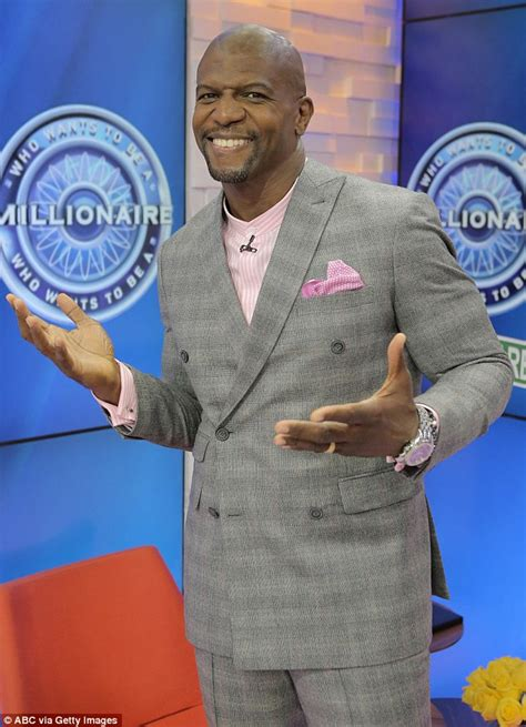 terry crews schedule the bachelor s chris harrison to take over terry crews as