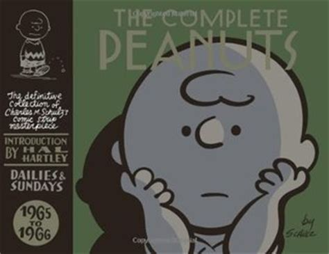 the complete peanuts 1965 1966 vol 8 paperback edition vol 8 the complete peanuts books the complete peanuts vol 8 1965 1966 by charles m