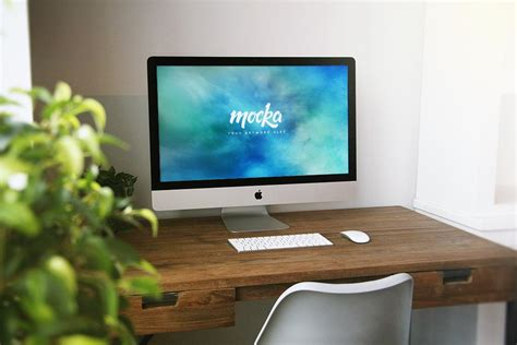 desk for imac rooms