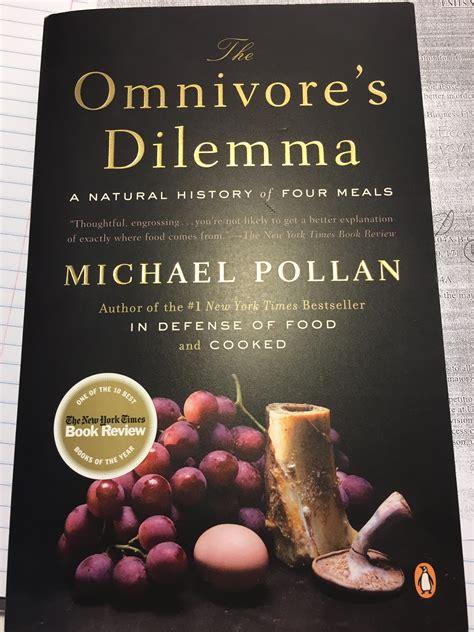 Omnivore S Dilemma Gaucho Books