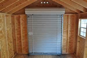Small Overhead Shed Doors At A Standstill Pro Construction Forum Be The Pro