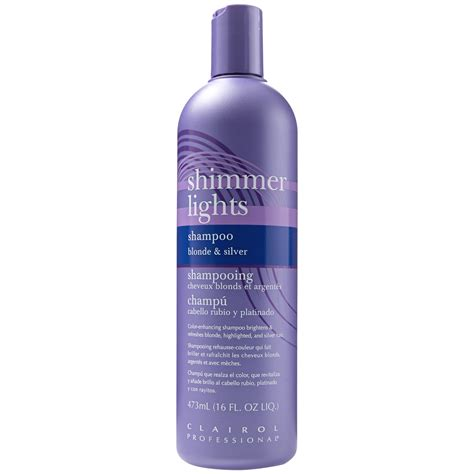 Shimmer Lights Shoo by Clairol Shimmer Lights Original Conditioning Shoo For
