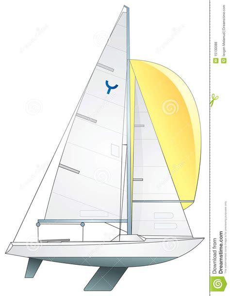 ynling zeilboot zeilboot internationale keelboat klasse yngling royalty