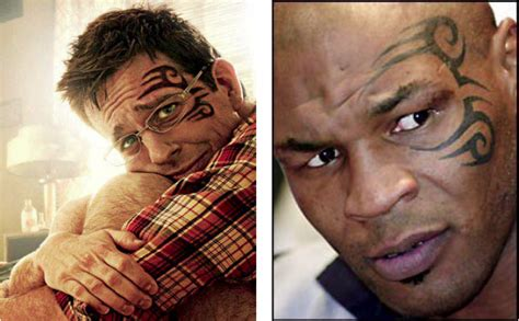hangover face tattoo warner bros sued for using mike tyson s in new