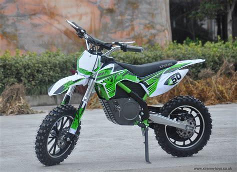 green dirt bike xtreme 24v 500w xtm dirt bike in green xtm dirt bike