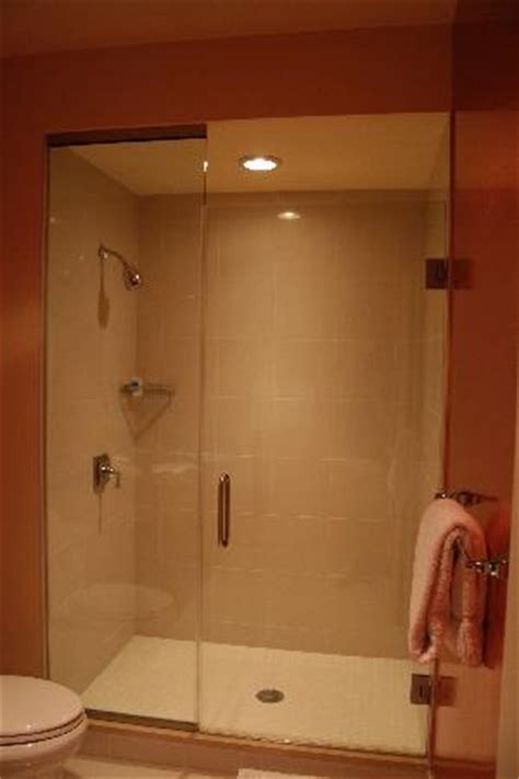 Hotels With Walk In Showers by Walk In Shower Picture Of Milenorth A Chicago Hotel