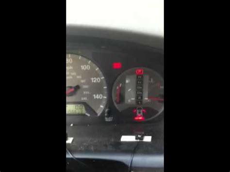 hyundai dash lights not working honda accord dashboard lights not working youtube