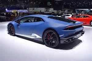 Lamborghini Huracans New Lamborghini Huracan Avio Pays Tribute To Italian Air
