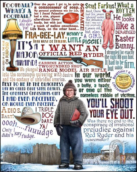 a christmas story quotes quotesgram