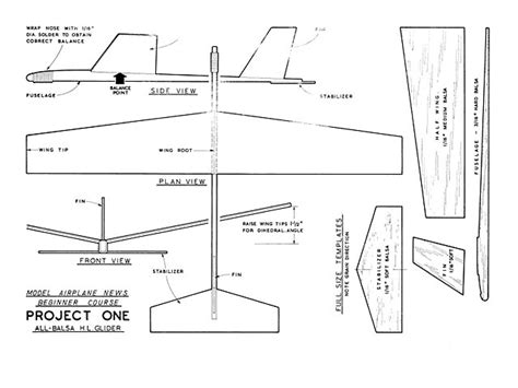 5 giant steps project 1 plan thumbnail model planes