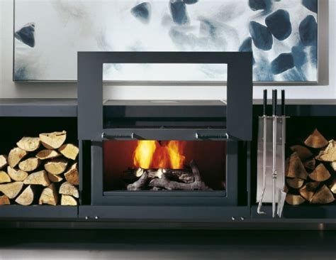 Conmoto Fireplace by Modular Fireplace System From Conmoto The Balance Fireplace