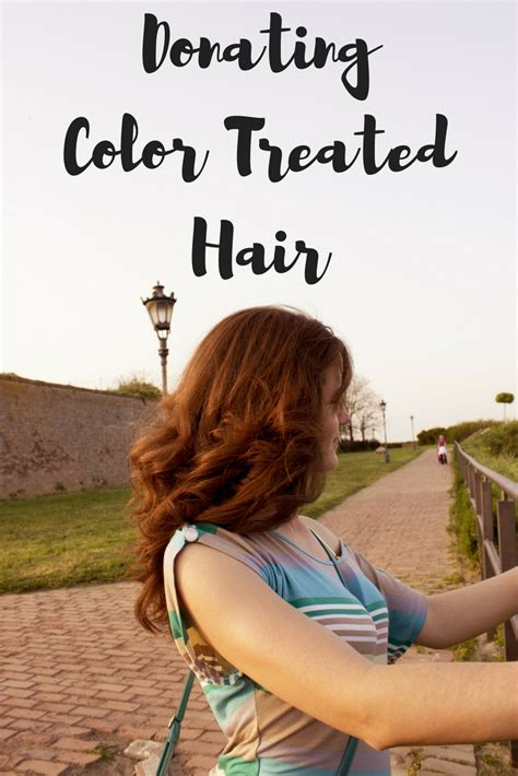 where to donate color treated hair donating color treated hair and gray hair is possible