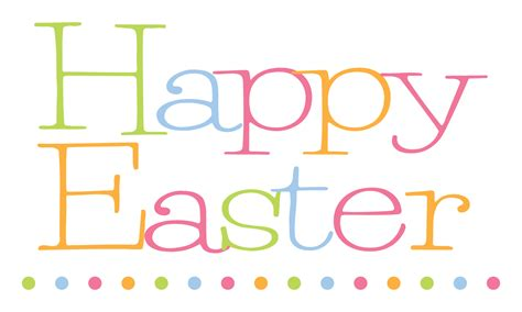 happy easter clip art hd easter images