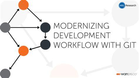 git development workflow modernizing development workflow with git