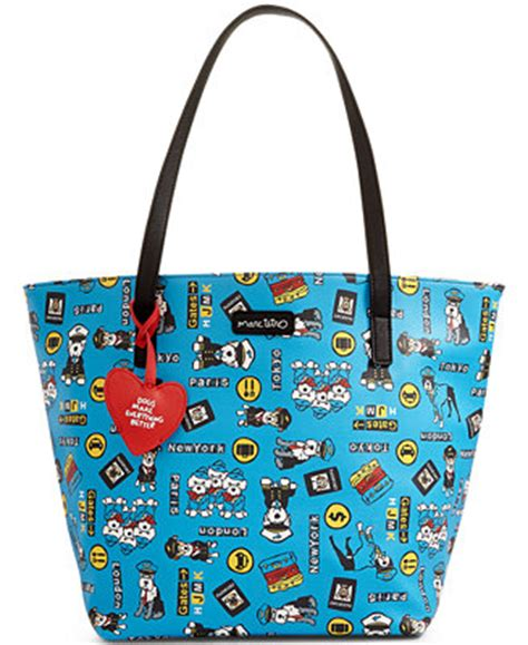 Marc Inspired Gemtastic Shopper At Accessorize by Marc Tetro Travel Shopper Handbags Accessories Macy S