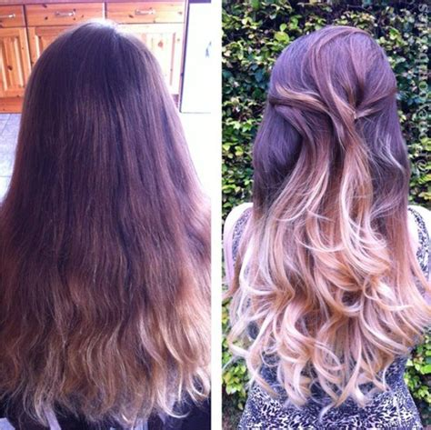 cool hairstyles and colours 20 cool ombre hair color ideas popular haircuts