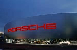Porsche Stuttgart Cepezed Porsche Kundenzentrum Stuttgart Germany
