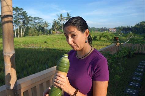 Juice Detox Bali by Juice Cleansing In Ubud Bali Travel