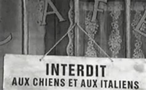 ingresso in svizzera vietato l accesso ai cani e agli italiani cos 236 si