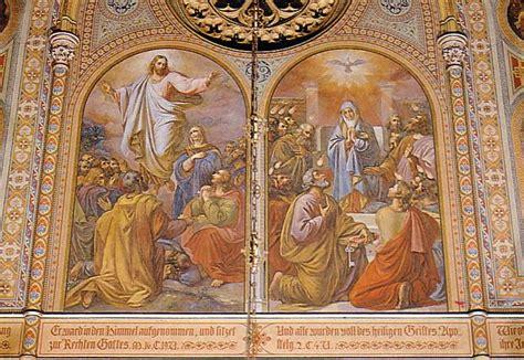 wann schuf gott was pfingsten ein hochfest der christenheit kopten ohne grenzen