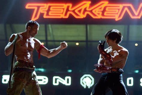 Film Action Update | live action tekken movie prequel announced
