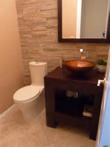 Small Powder Room Remodel Ideas How Do You Wash This Tile Behind The Toilet