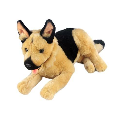 german shepherd stuffed animal german shepherd stuffed animal plush king bocchetta