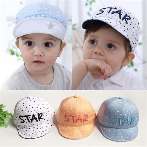 Topi Anak Bahan Katun topi baseball dengan bahan katun dan hiasan bordir motif