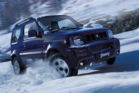 Suzuki Jimny In Snow Suzuki Jimny For Sale Us Autos Post
