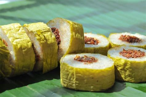 jom rasa lemang sushi durian buatan  pilah