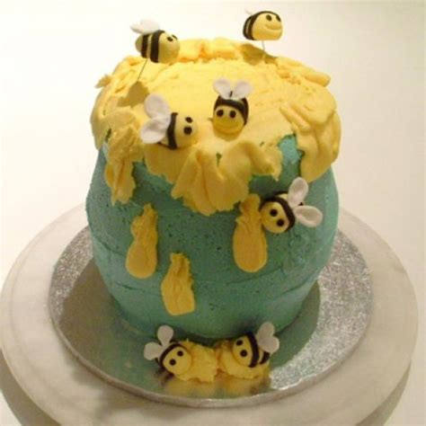bumble bee birthday cakes cupcakes and cookies