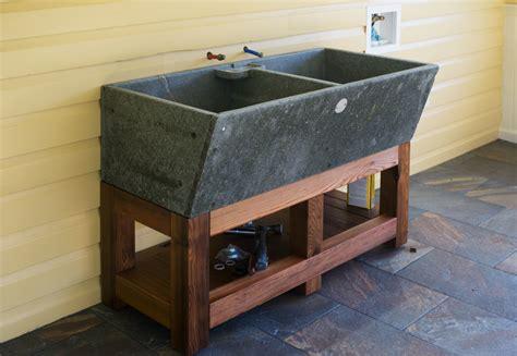 How To Make A Soapstone Sink studio alberene soapstone sink we ve made some progress o flickr